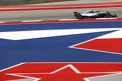 October 20, 2018 - Austin, United States - Motorsports: FIA Formula One World Championship; 2018; Grand Prix; United States, FORMULA 1 PIRELLI 2018 UNITED S GRAND PRIX , Circuit of The Americas#77 Valtteri Bottas (FIN, Mercedes AMG Petronas) (Credit Image: © Hoch Zwei via ZUMA Wire)
