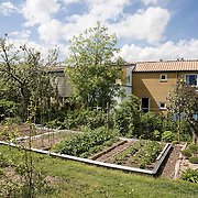 Rumlepotten Community, Aarhus, Denmark, May 29, 2010. <br />
