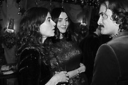 BELLA FREUD, SUSIE CAVE, Nick Cave and the Bad Seeds with The Vampire's Wife and Matchesfashion.com party to celebrate the end of their 2017 World tour. Lou lou's. Hertford St. Mayfair.