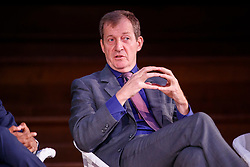 "© Licensed to London News Pictures. 12/05/2017. London, UK. ALASTAIR CAMPBELL speaks at ""The Convention on Brexit"" event at Westminster Central Hall in London on Friday, 12 May 2017. Photo credit: Tolga Akmen/LNP"