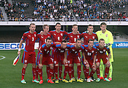 Czechoslovakia & Czech Rep - team pics