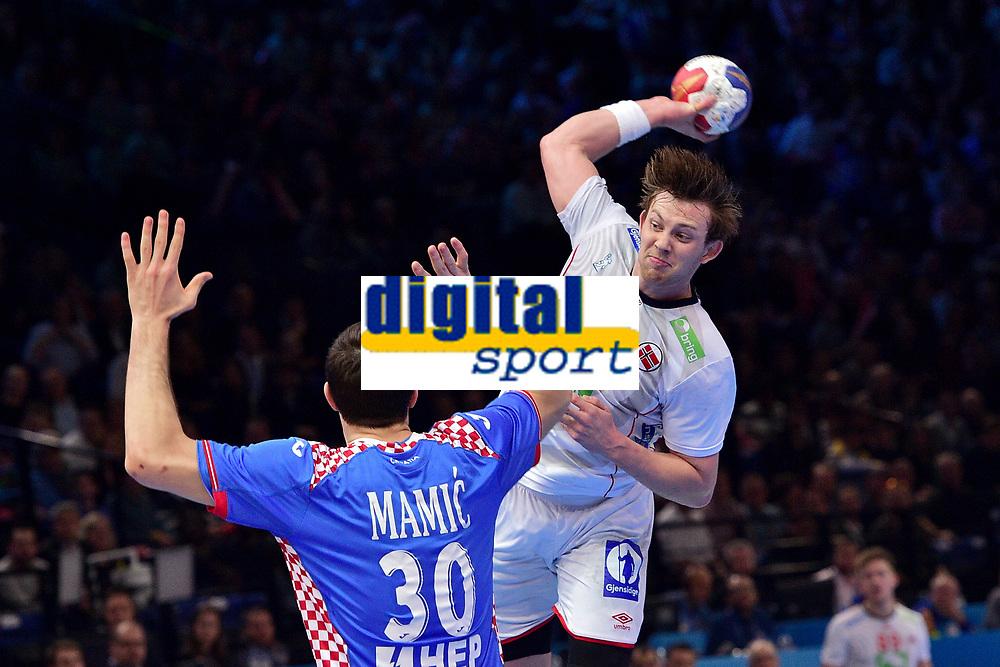 SAGOSEN Sander (Norvege) vs MAMIC Marko (Croatie)