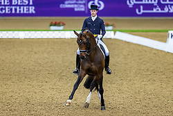 RATH Matthias Alexander (GER), Foundation 2<br /> Doha - CHI Al SHAQAB 2020<br /> FEI Grand Prix Freestyle<br /> 29. Februar 2020<br /> © www.sportfotos-lafrentz.de/Stefan Lafrentz