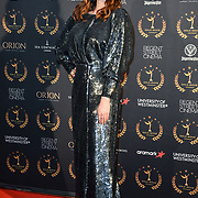 Dakota Blue Richards arrivers at Gold Movie Awards at Regents Street Theatre, on 9th January 2020, London, UK.