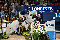 Fuchs Martin, SUI, Clooney 51<br /> LONGINES FEI World Cup™ Finals Gothenburg 2019<br /> © Dirk Caremans<br /> 04/04/2019