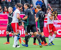 ANTWERP - BELFIUS EUROHOCKEY Championship.   England v Wales (2-2)  men . Wales scored.  WSP/ KOEN SUYK