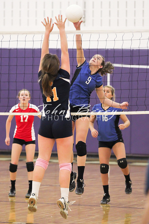 November/4/10:  MCHS Varsity Volleyball vs Rappahannock, Bull Run District Tournament Semifinals, Rappahannock wins 3-1.