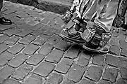Ouro Preto_MG, Brasil.<br /> <br /> Congado em Ouro Preto, Minas Gerais.<br /> <br /> Congado in Ouro Preto, Minas Gerais.<br /> <br /> Foto: JOAO MARCOS ROSA / NITRO