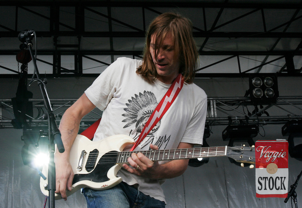 Evan Dando from American band the Lemonheads performs at the Great Escape music festival in Sydney, Sunday, April 8, 2007. The festival is in its second year and runs over the Easter long weekend. (AAP Image/Megan Young) NO ARCHIVING