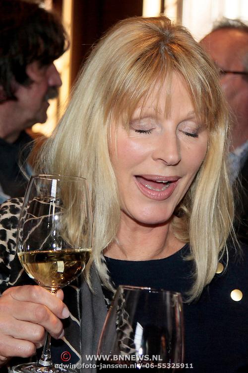 NLD/Amsterdam/20110407 - Uitreiking Gouden Ganzenveer 2011, Babette Cremer