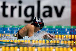 Sara Traven of PK Triglav Kranj (SLO) competes during the 35th International Swimming meeting Ljubljana 2010, on May 23, 2010 at Kodeljevo pool, Ljubljana, Slovenia. (Photo by Vid Ponikvar / Sportida)