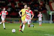 Tyler Smith of Doncaster Rovers during the EFL Sky Bet League 1 match between Doncaster Rovers and Bristol Rovers at the Keepmoat Stadium, Doncaster, England on 26 March 2019.