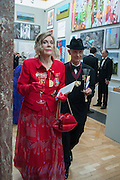 DAME JILLIAN SACKLER; DAVID REMFREY, Royal Academy of Arts Annual dinner. Piccadilly. London. 29 May 2012.
