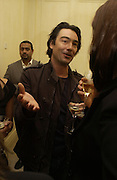 Nathaniel Parker, The Moneypenny diaries book launch. Smythson, 40 New Bond St. London.  4 October 2005. . ONE TIME USE ONLY - DO NOT ARCHIVE © Copyright Photograph by Dafydd Jones 66 Stockwell Park Rd. London SW9 0DA Tel 020 7733 0108 www.dafjones.com