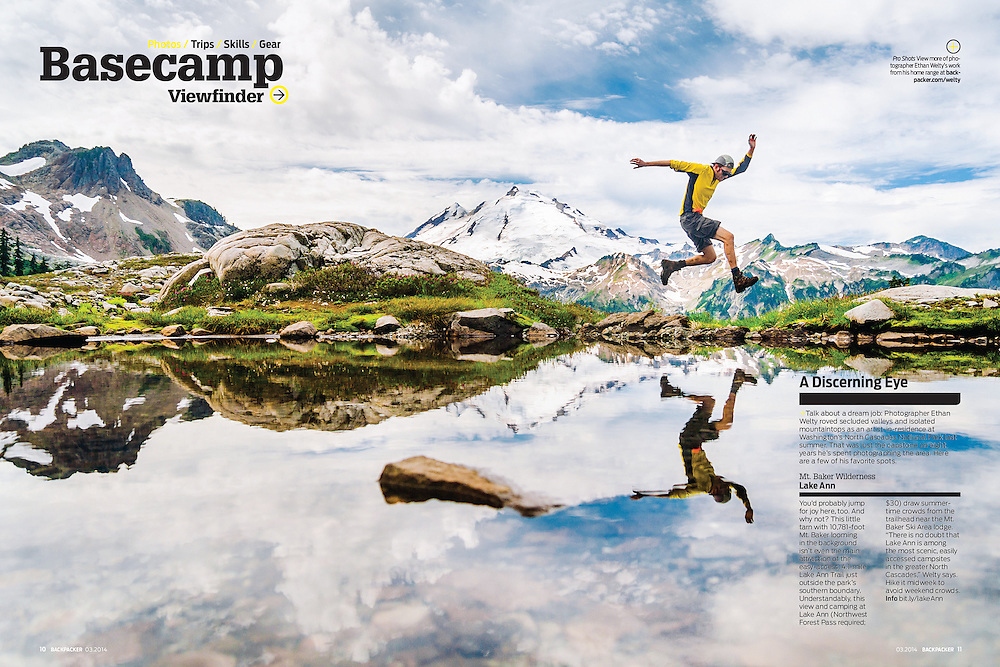 Backpacker: Basecamp (March 2014)