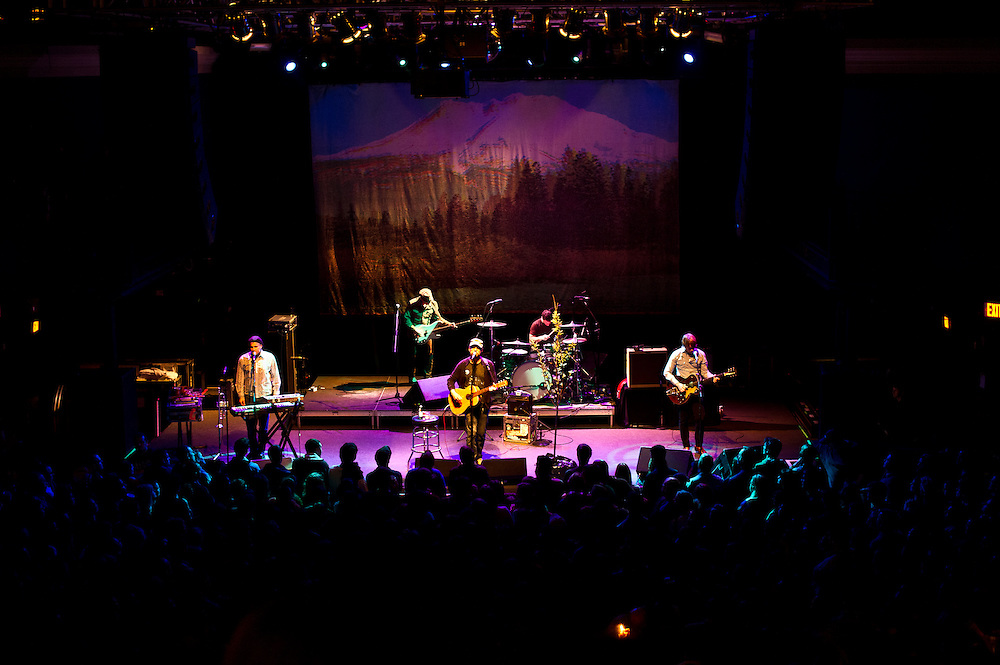 "Washington, DC, April 16, 2011 - Cake plays the 930 Club in support of their recent release ""Showroom of Compassion""."