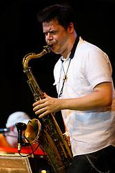 Seamus Blake, 2011<br /> Photo by Darrin Zammit Lupi