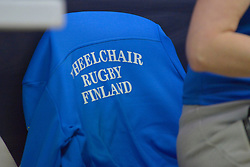 France V Finland, Behind the scenes at the 2016 IWRF Rio Qualifiers, Paris, France