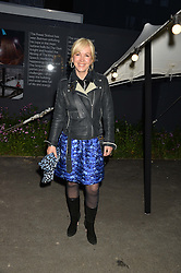 SALLY GREENE at the Battersea Power Station Annual Party at Battersea Power Station, 188 Kirtling Street, London SW8 on 30th April 2014.