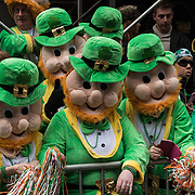 Images from Saint Patricks Day Parade New York City 2015