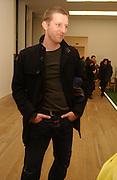 Michael Raedecker. Martin Kippenberger, Tate Modern. 7 Febriuary 2006. -DO NOT ARCHIVE-© Copyright Photograph by Dafydd Jones 66 Stockwell Park Rd. London SW9 0DA Tel 020 7733 0108 www.dafjones.com