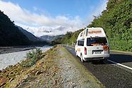 TAB NZ South Roadtrip - Franz Josef & Fox Glacier