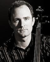 Second set of Minnesotas Cellist Nick Trygstads professional headshots.