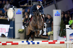 Vrins Nick, BEL, Vannan<br /> Young Stallions 7 years of age<br /> Vlaanderens Kerstjumping Memorial Eric Wauters<br /> © Dirk Caremans<br /> 27/12/2016