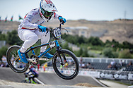 Men Elite #993 (NAGASAKO Yoshitaku) JPN the 2018 UCI BMX World Championships in Baku, Azerbaijan.