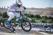 Men Elite #993 (NAGASAKO Yoshitaku) JPN the 2018 UCI BMX World Championships in Baku, Azerbaijan.