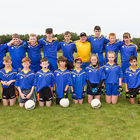 Carron New Quay Ballyvaughan Fanore team photo