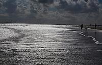 VLIELAND - Noordzeestrand van Vlieland.ANP COPYRIGHT KOEN SUYK