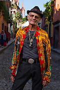 San Miguel Allende, Mexico: Robert Kaplan aka Bobby Kapp, a 72 year old master jazz drummer, comes out of obscurity from Central Mexico where he was in exile for 40 years (Photo: Ann Summa).