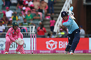 Tom Banton  during the One Day International match between South Africa and England at Bidvest Wanderers Stadium, Johannesburg, South Africa on 9 February 2020.