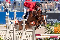 Verlooy Jos, BEL, Igor<br /> World Equestrian Games - Tryon 2018<br /> © Hippo Foto - Sharon Vandeput<br /> 21/09/2018