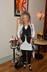 ELIZABETH EMANUEL at the 50th anniversary party for Daphne's restaurant, 112 Draycott Avenue, London held on 24th June 2014.