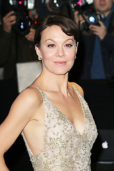 © Licensed to London News Pictures. Helen McCrory attending the London Evening Standard Theatre Awards at the The Savoy Hotel in London, UK on 17 November 2013. Photo credit: Richard Goldschmidt/PiQtured/LNP