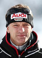 Ski Alpin; Saison 2006/2007  Riesenslalom Soelden Herren DSV Cheftrainer Wolfgang Maier