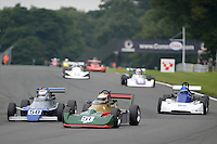 #51 Graham Ridgway Reynard SF78 during Classic Formula 3 with URS Classic Formula Ford 2000 - Race 1 as part of the Oulton Park Gold Cup at Oulton Park, Little Budworth, Cheshire, United Kingdom. August 31 2015. World Copyright Taylor/PSP. Copy of publication required for printed pictures.  Every used picture is fee-liable. http://archive.petertaylor-photographic.co.uk