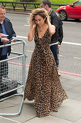 © Licensed to London News Pictures. 19/05/2016. MYLEEN KLASS attends the Ivor Novello Awards. London, UK. Photo credit: Ray Tang/LNP