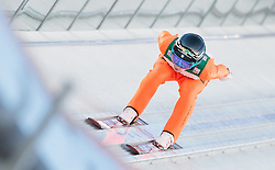 29.12.2015, Schattenbergschanze, Oberstdorf, GER, FIS Weltcup Ski Sprung, Vierschanzentournee, Probedurchgang, im Bild Sebastian Colloredo (ITA) // Sebastian Colloredo of Italy during his Trial Jump for the Four Hills Tournament of FIS Ski Jumping World Cup at the Schattenbergschanze, Oberstdorf, Germany on 2015/12/29. EXPA Pictures © 2015, PhotoCredit: EXPA/ JFK