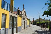 The Portugese Way (Camino Portugues), Vitorino dos Piães, Portugal