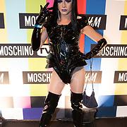 NLD/Amsterdam/20181105 - Lancering De Moschino TV x H&M-collectie, Drag Queen