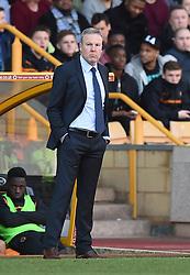 Wolves' Head Coach Kenny Jackett - Photo mandatory by-line: Paul Knight/JMP - Mobile: 07966 386802 - 07/03/2015 - SPORT - Football - Wolverhampton - Molineux Stadium - Wolverhampton Wanderers v Watford - Sky Bet Championship