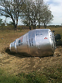 The Cement Mixer Space Capsule