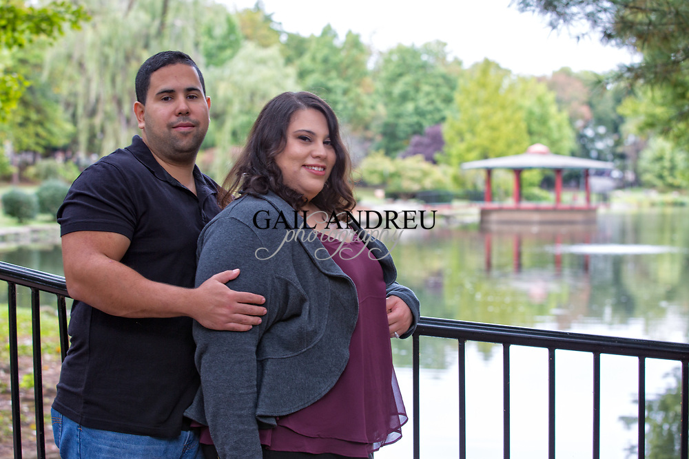 Christina and Jonah - Engagement Photoshoot