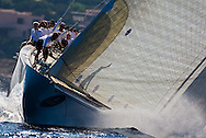08_022141 © Sander van der Borch. Porto Cervo,  2 September 2008. Maxi Yacht Rolex Cup 2008  (1/ 6 September 2008). Day 2.