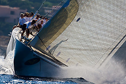 08_022141 © Sander van der Borch. Porto Cervo,  2 September 2008. Maxi Yacht Rolex Cup 2008  (1/ 6 September 2008). Day 2.