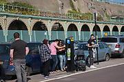 Parking machine, Brighton, 19 April 2019