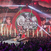 NLD/Amsterdam/20171223 - The Christmas Show 2017 in de Ziggo Dome, Cast
